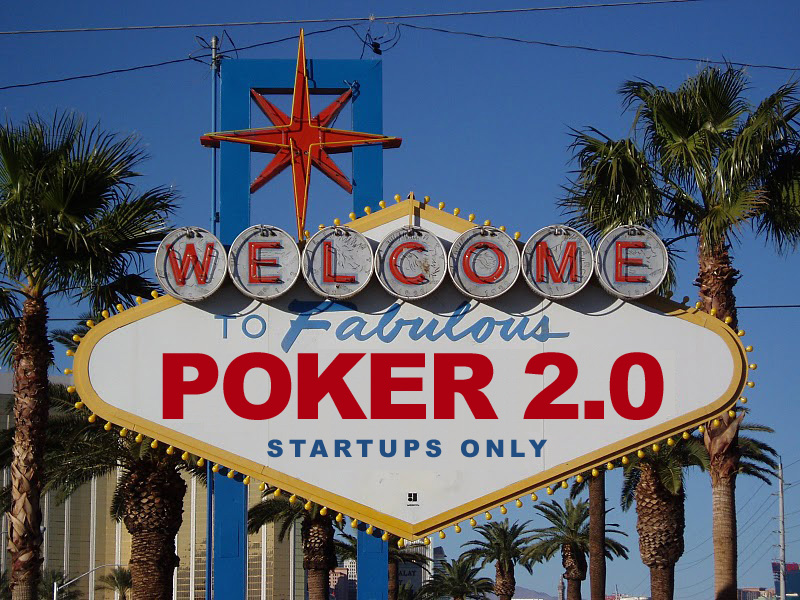 Something new in the cards: Portland Startup Poker 2.0